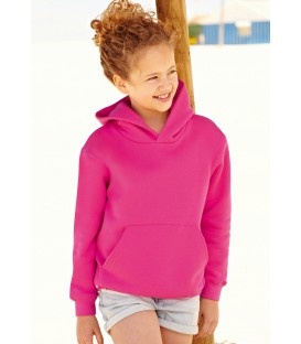 Sweat shirt capuche enfant