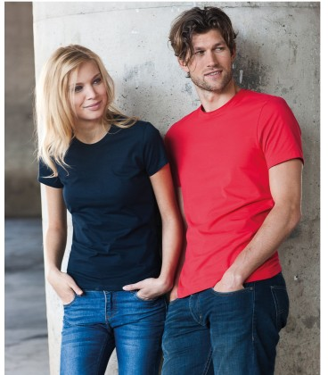 Tee shirt homme manche courte col rond